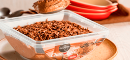 Mousse chocolate ao leite 500g Mr. Bey