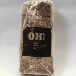 Pão Low Carb De Alho Poró - 380g