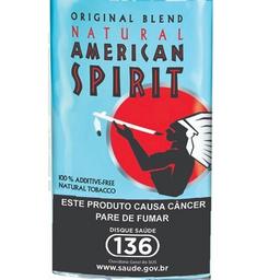 Tabaco American Spirit Azul