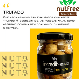 Incredible Nuts 120g - Trufado