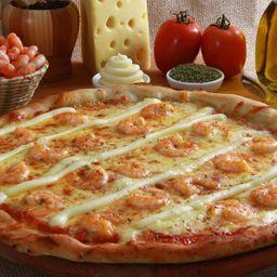 Pizza de Camarão Especial