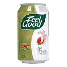 Chá Branco com Lichia Feel Good - 330ml