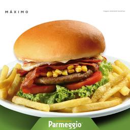 Máximo+fritas+refri 350ml