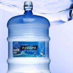 Agua Puríssima 20l Retornável
