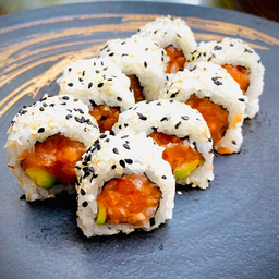 Uramaki - Spicy Salmon