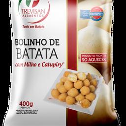 Bolinho de Batata com Milho e Catupiry - 400g
