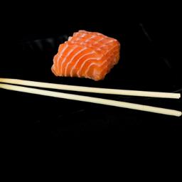 Sashimi de salmão - 5 unds.