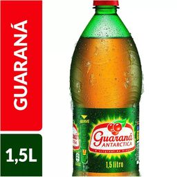 Guaraná Antarctica - 1,5L
