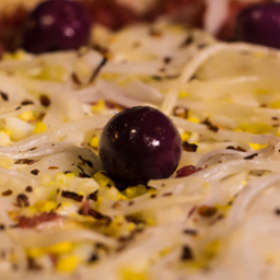 Pizza Baiana -  Brotinho 25cm