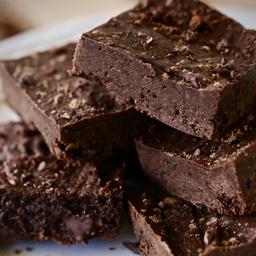 Caixa de Brownie Vegano 12un.