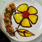Sushi Especiais de Eby Joy - 6 Peças