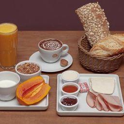 Café da Manhã Natural