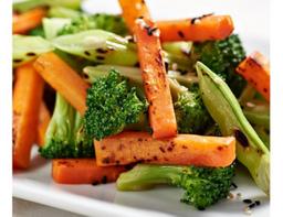 Porção mix legumes