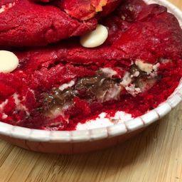 Cookie de Colher - Red Velvet