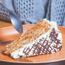 Torta Alfajor - Fatia