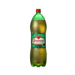 Refrigerante guaraná de 2 litros