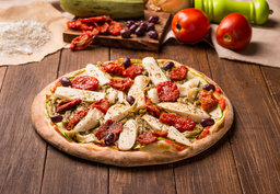 Pizza Grande Vegana