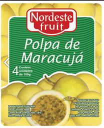 Polpa de Maracujá Nordeste Fruit - 400g