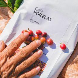 Café Por Elas Grãos 250g