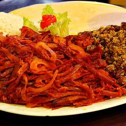 Carne Seca à Cangaceiro - 2 Pessoas