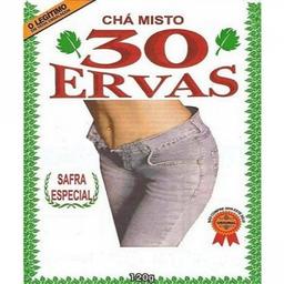 Chá Misto 30 Ervas Pacote