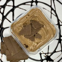 Bolo de Pote-trufado de Chocolate