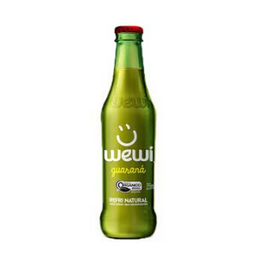Wewi Guaraná 255ml