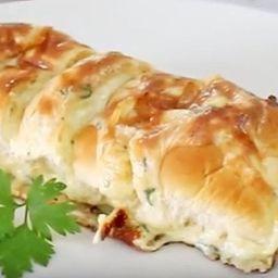 Pão de Alho Gourmet