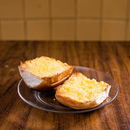 Pão Batata com Manteiga