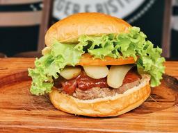 Classic com Futuro Burger
