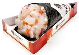 Peixe Branco Ceviche