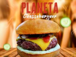Combo Planeta Cheeseburger