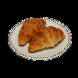 2x1 - Croissant Tradicional Francês