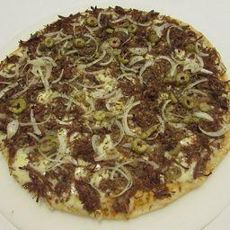 Pizza de Carne do Sol