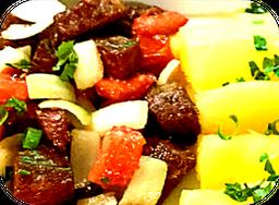 Carne Seca com Mandioca - 250g