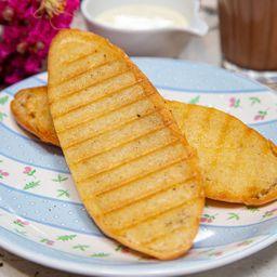 Pão na Chapa Baguete