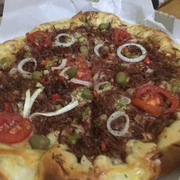 Pizza Nordestina