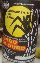 Cachaça Pingo de Ouro 960 ml