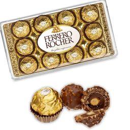 Ferrero Rocher com 12