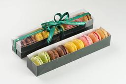 Macarons - Caixa com 12 Unidades