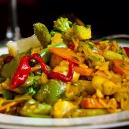 Paella Vegetariana/Vegana