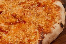 Pizza Mozzarella e Aglio - 35 cm