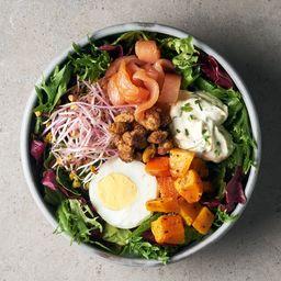 Super Salad Salmon Crunch