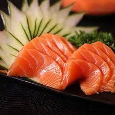 Sashimi Salmão - 4 Peças