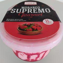 Sorvete de Morango Supremo Gourmet - 1L