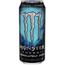 Monster Energy Absolutely Zero 473 ml