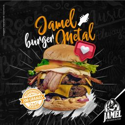 Jamel Burger Metal