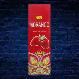 Incenso Taj Morango (Pack com 7 Varetas)