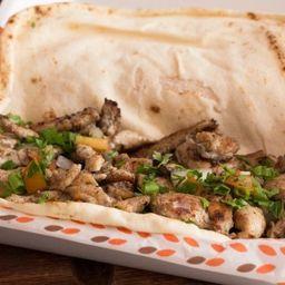 Sanduíche Shawarma Frango - 22cm