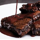 Brownie C/ Calda